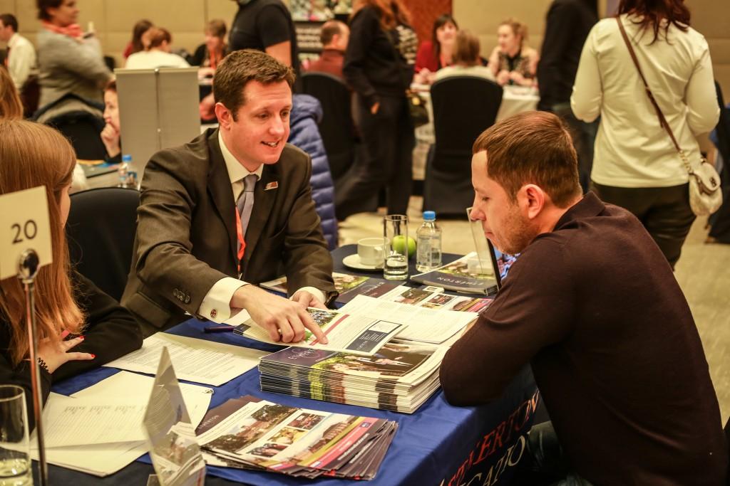 ITEC Fair November 2015